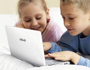 Даже детям приятно играть с лицензионным ПО