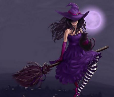 Вариации образов ведьм