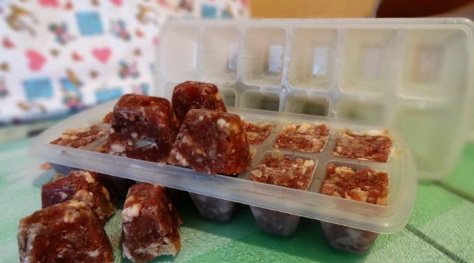 Как использовать формочки для льда необычным способом