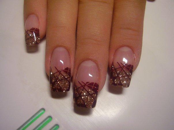 Как украсить ногти. Часть вторая.