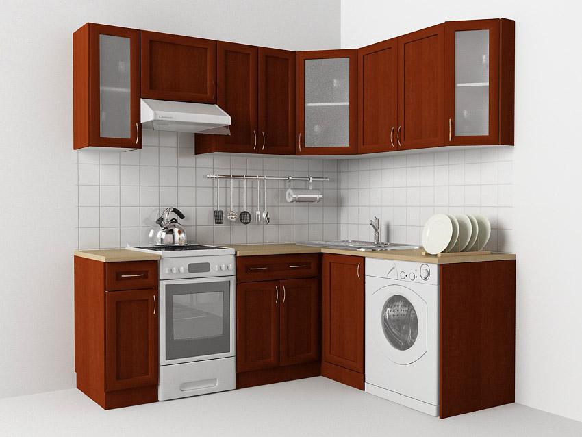 Мы изготовливаем кухни в хрущевку, маленькие кухонь,. кухни в хрущевку с газовой колонкой, на заказ по Вашим размерам...