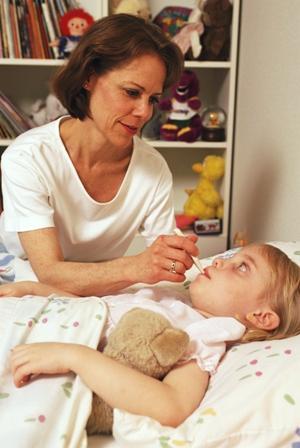 Как вылечить ангину у ребенка?