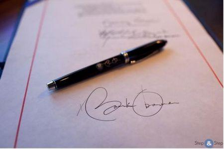 Как определить характер по подписи человека