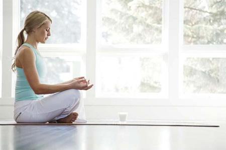 Дыхательная гимнастика расслабляет ум и тело