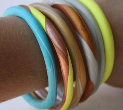 Как сделать модные браслеты