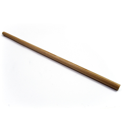 озьмите обычную - цилиндрической формы - деревянную палку (не сложно найти в строительных магазинах за копейки),