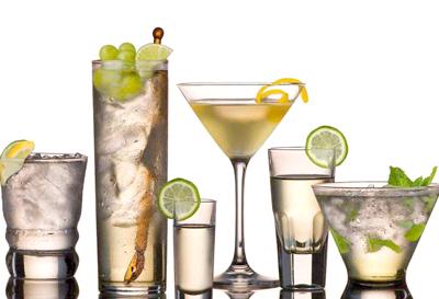 Готовим коктейли дома