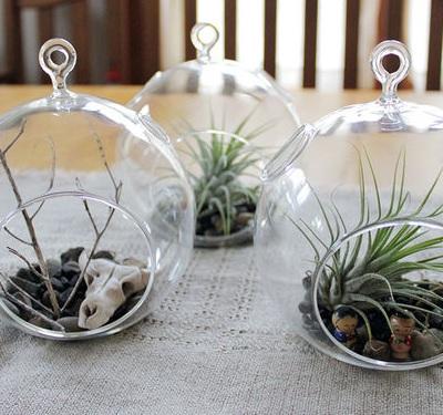 Как украсить интерьер к весне композициями с растениями