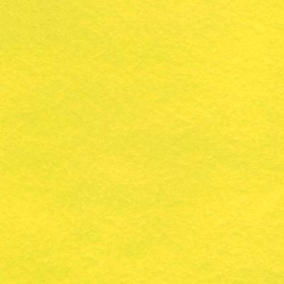 Из отреза желтого фетра/войлока вырежьте овальную форму
