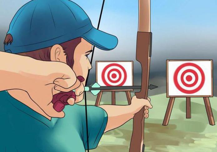 Как правильно выбрать щит для стрельбы из лука?