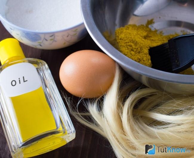 Как делать маски с горчицей - залог красивых и длинных волос