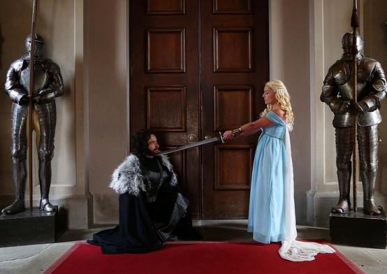 Как проходят свадьбы по мотивам популярных кинофильмов
