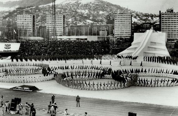 Как сегодня выглядят спортивные сооружения прошлых Олимпиад