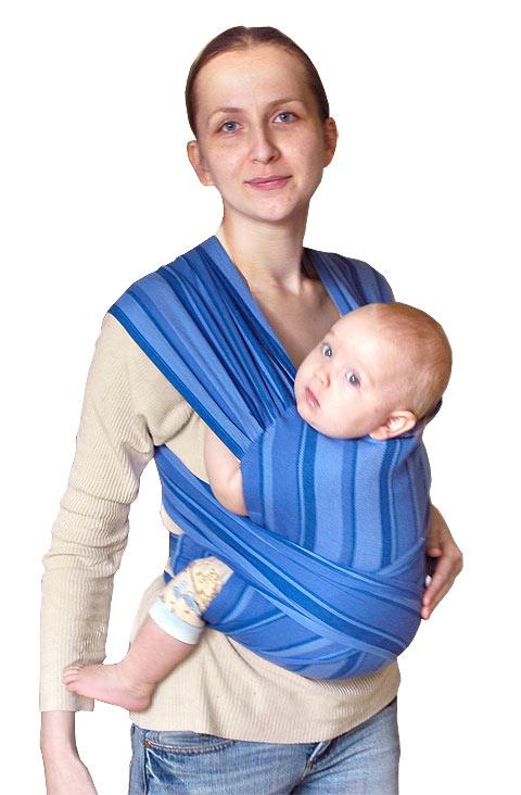 Как подобрать удобный слинг для малыша?
