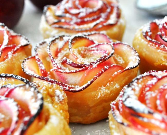 Как из обычного яблока сделать оригинальную валентинку на 14 февраля? Часть 2