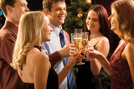 спланируйте собственную интересную вечеринку