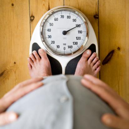 Как тренироваться и придерживаться диеты при ожирении
