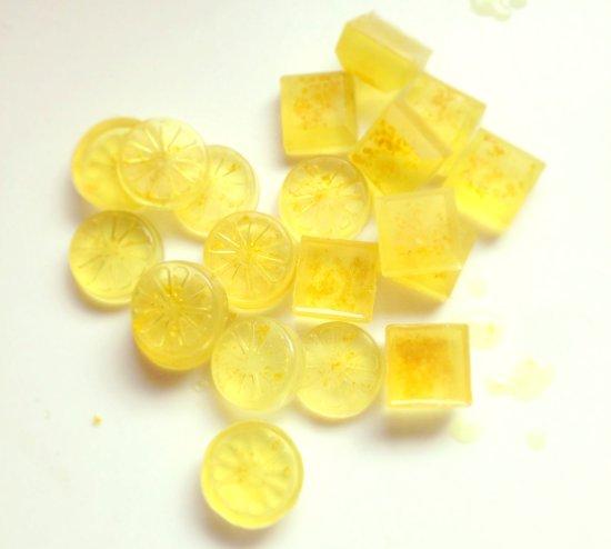 Мыло из лимона своими руками 24
