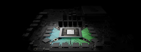 Как устроена новая консоль Xbox Project Scorpio?
