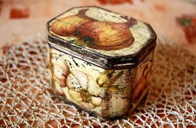 Как сделать старинную шкатулку со своим дизайном