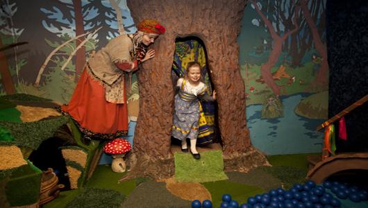 Как подарить детям сказку на Старый Новый год? Часть первая.