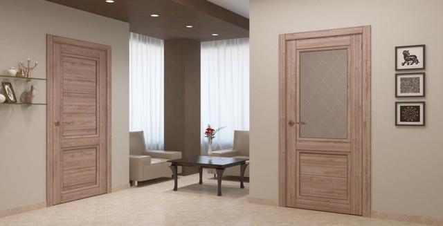 Межкомнатные двери экошпон – отличная альтернатива дорогостоящим моделям
