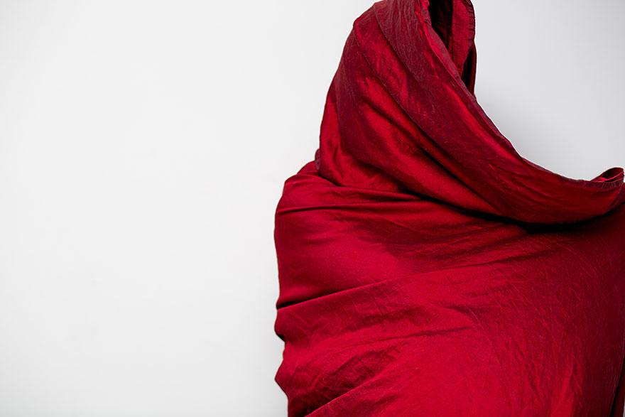 портрет без лица - фотоконкурс 2015