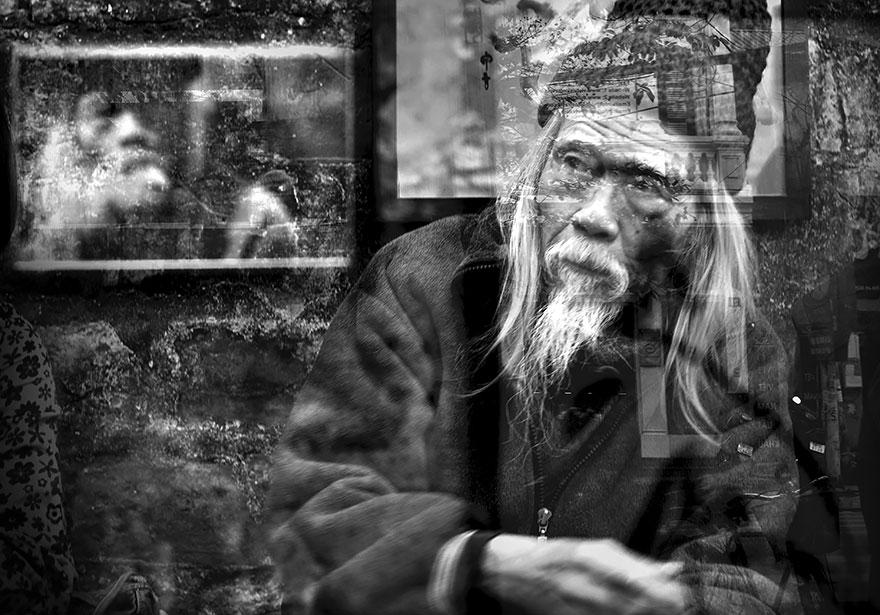 Тень времен - снимок мастера из Ханоя