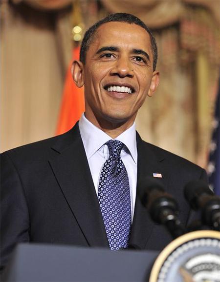 Президентский галстук