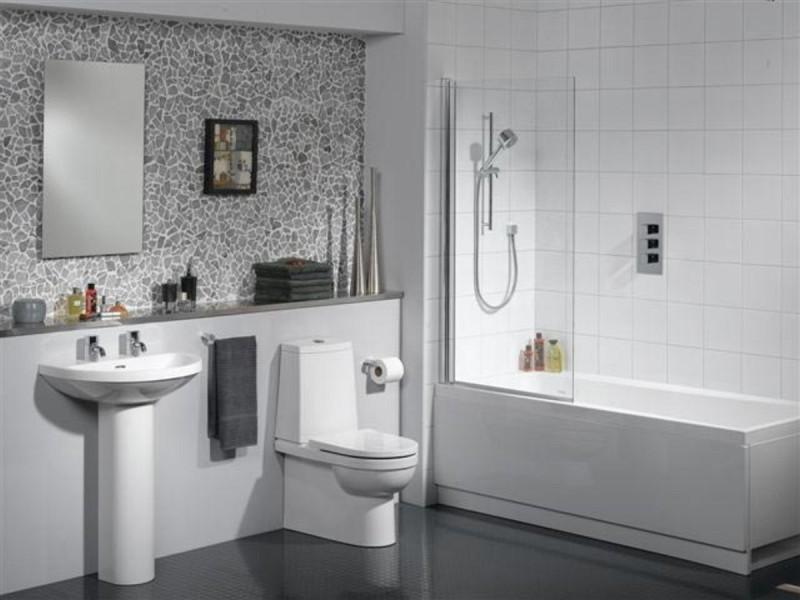 Как обшить ванную пластиковыми панелями своими руками