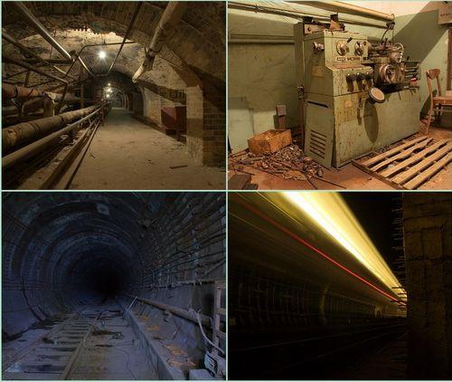 фотографии снимки заброшенные места диггерам шахты техника