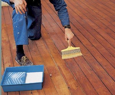 Как обновить деревянный пол самостоятельно?