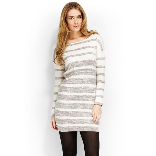 платья MEXX стрейч вязаное полоски