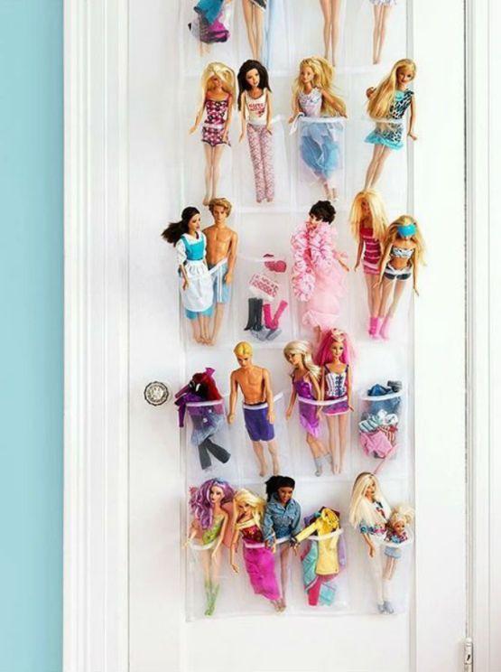 Как компактно хранить детские игрушки: 12 хитростей