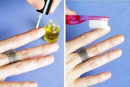 Как использовать лайфхаки с зубной щеткой?