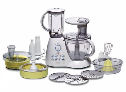 Как правильно выбрать кухонный комбайн