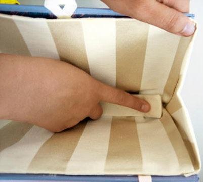 Как сделать сумку из книги