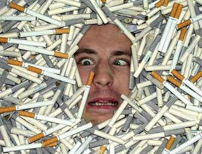 Как не нужно бросать курить?