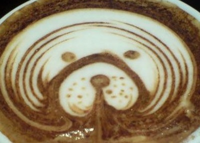 Как сделать рисунки на кофе