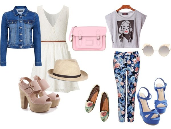 Как составить идеальный летний гардероб