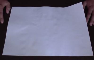 Как сделать воздушный змей из бумаги