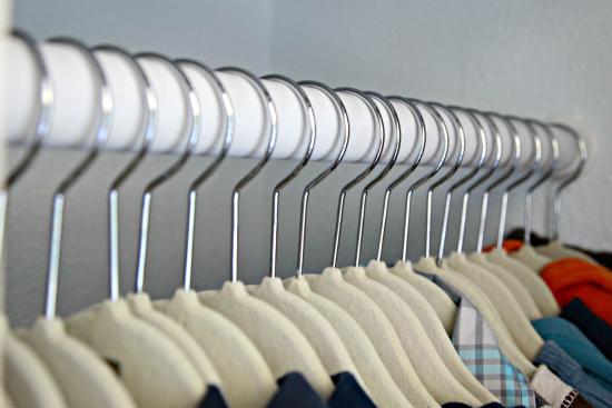 Как легко и правильно организовать детский гардероб?
