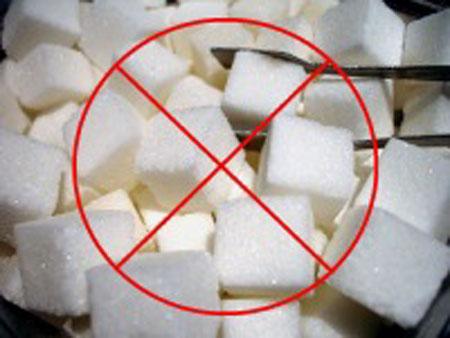 Как навсегда отказаться от сладкого