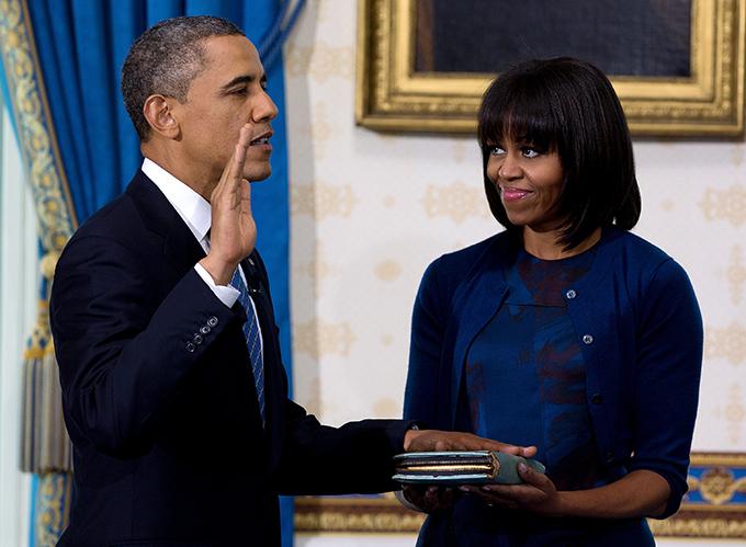 Как Обама стал президентом