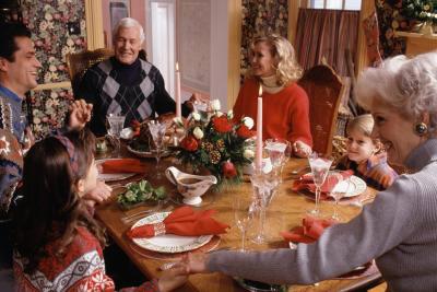 Общий сбор родственников на праздник может стать счастливой возможностью повидаться с дорогими людьми