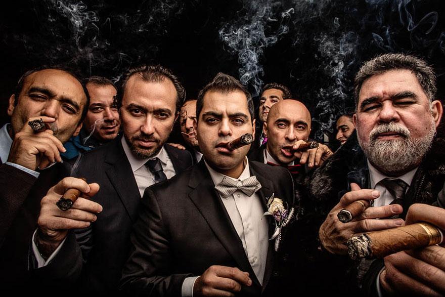 Свадебные снимки-лауреаты фотонаград 2014 г.: освещение