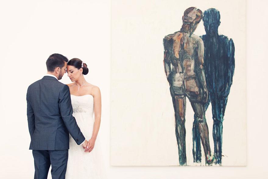 Свадебные снимки-лауреаты фотонаград 2014 г.: только искусство