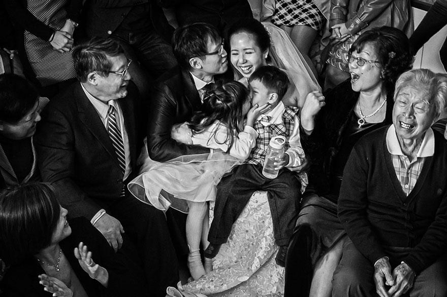 Свадебные снимки-лауреаты фотонаград 2014 г.: дети