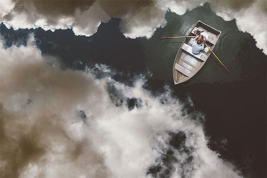 Свадебные снимки-лауреаты фотонаград 2014 г.: чистое искусство