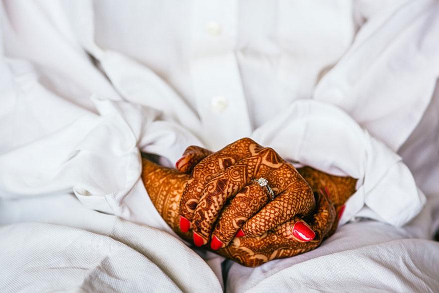 Свадебные снимки-лауреаты фотонаград 2014 г.: детали свадьбы